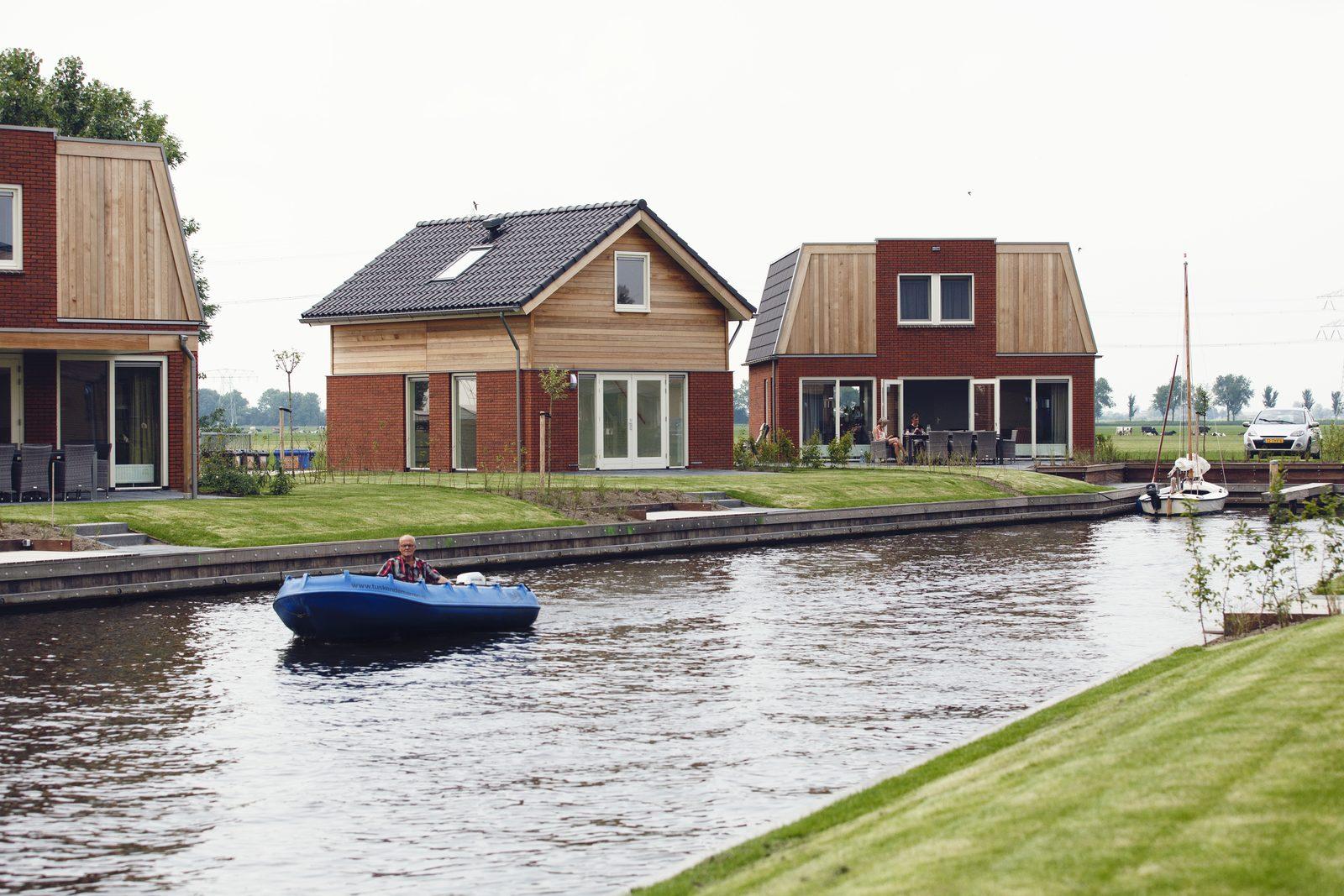 Bungalow park Friesland