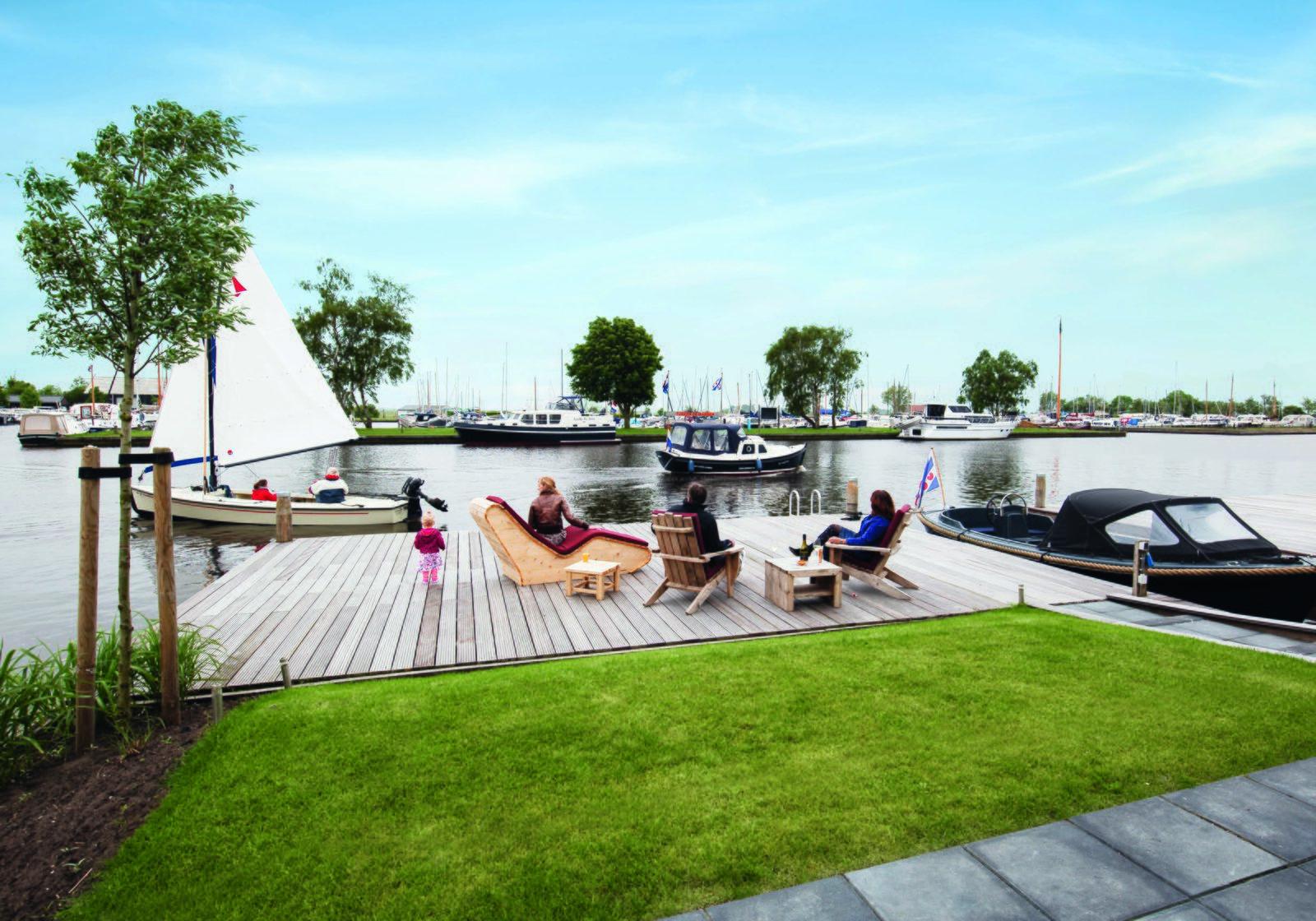 Vakantiepark Witterzomer   Camping met viswater Drenthe