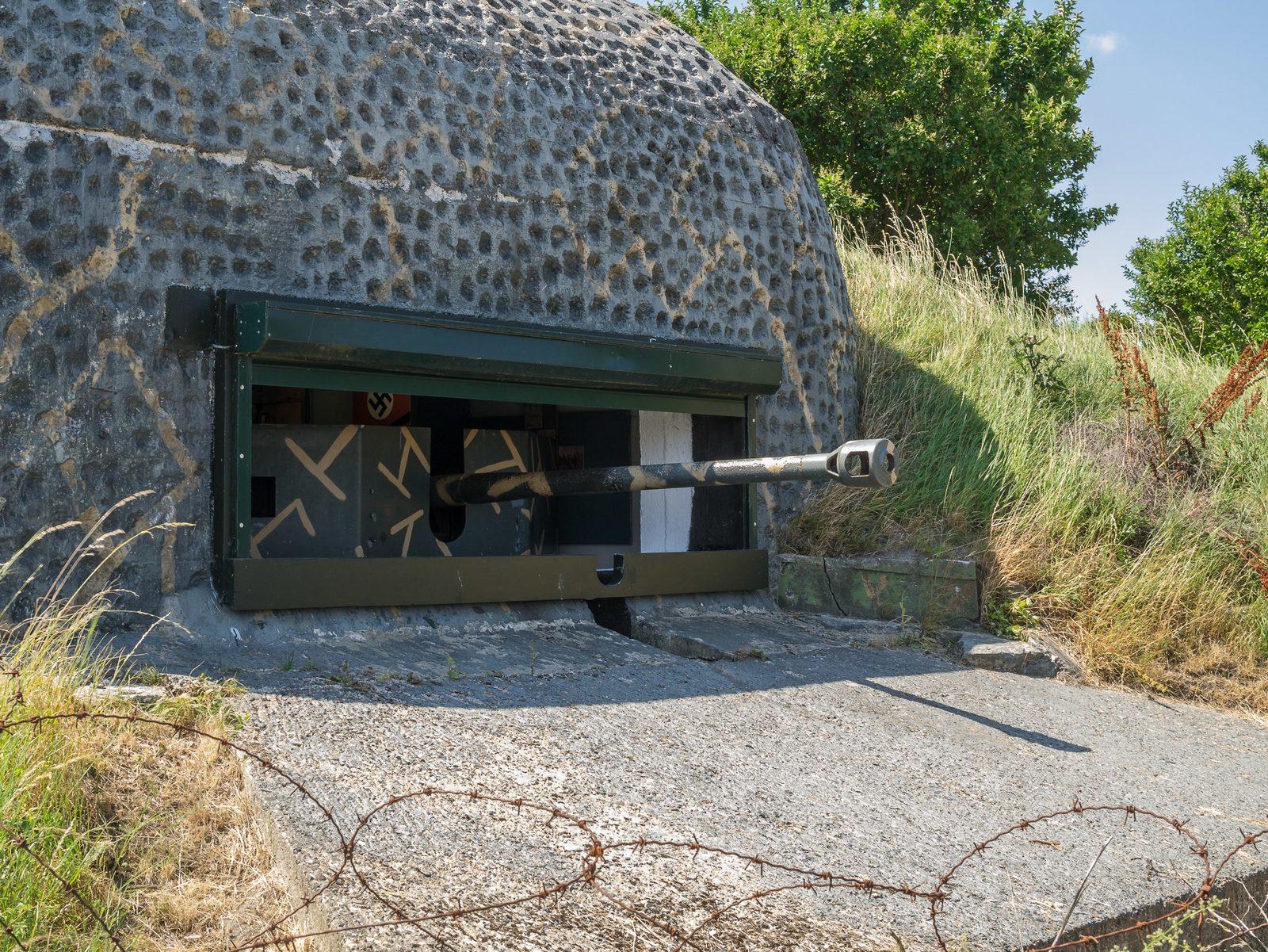 Kasemattenmuseum – Kornwederzand