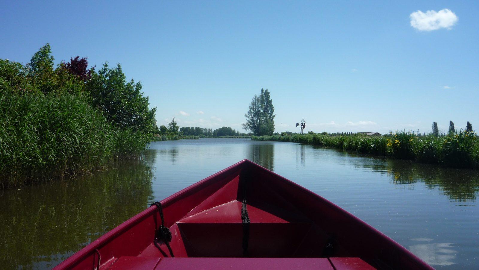 Boot- en kanoverhuur