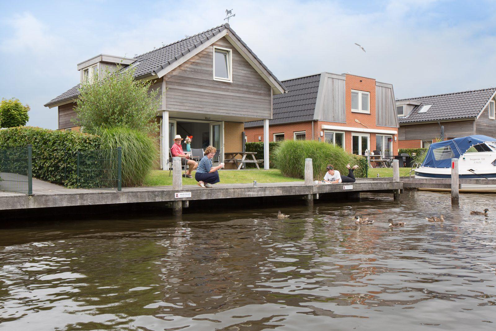 Holiday park in Frisia
