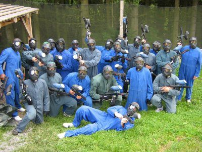 Paintball Ferme Aventure