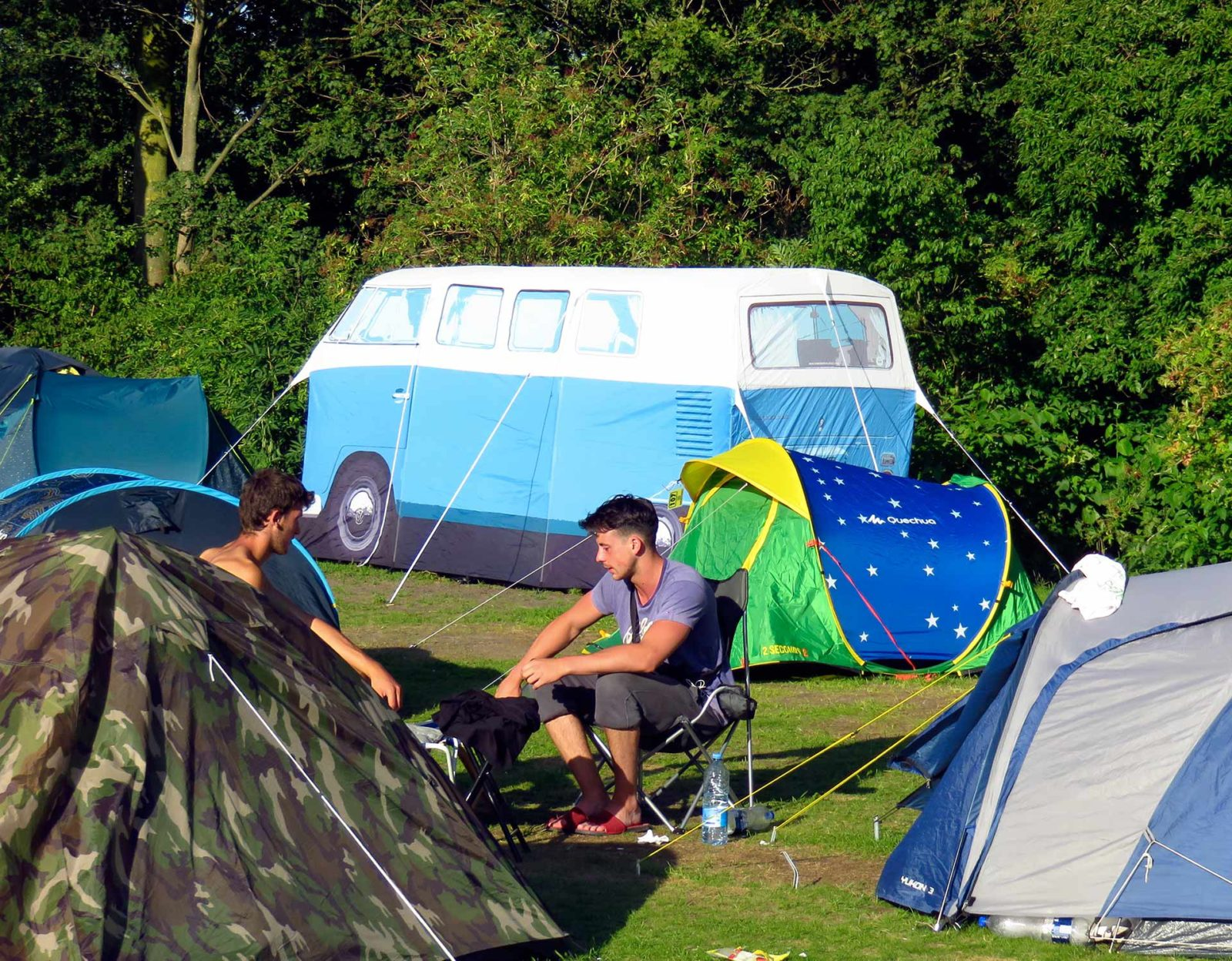 Camping Zeeburg Too