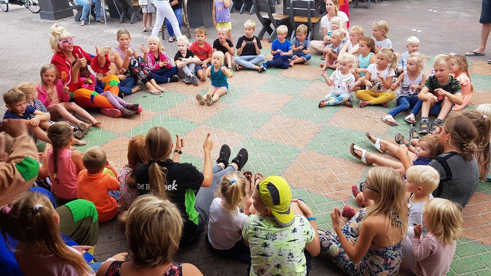 Kid-friendly camping Veluwe