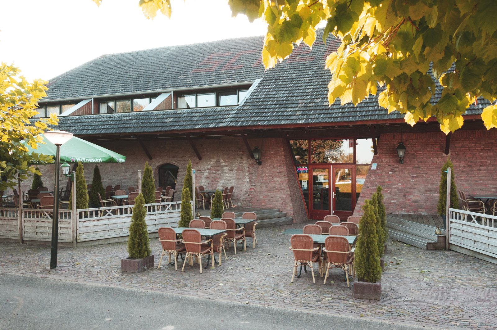 Restaurant Het Havencafé