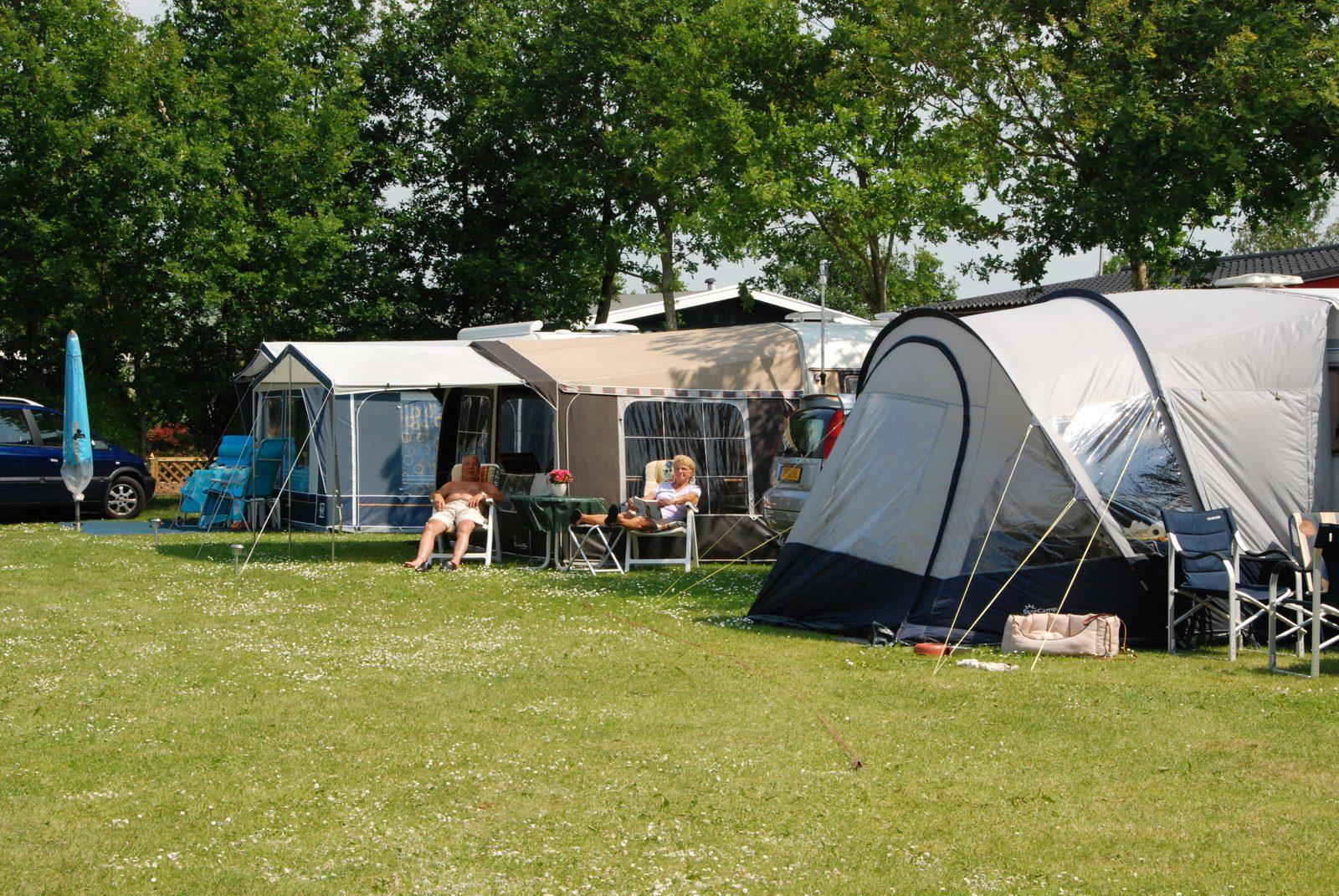 Kamperen Drenthe