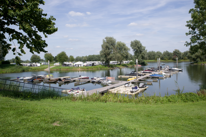 Recreation park marina