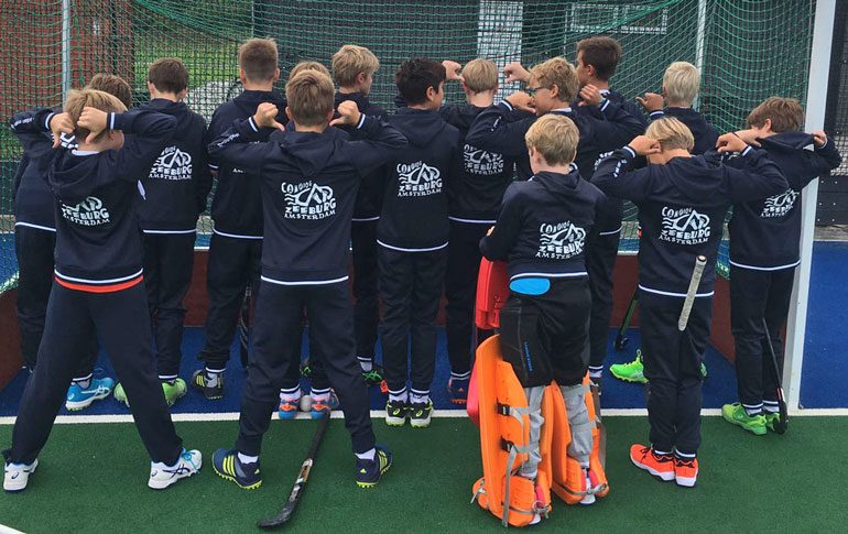 Hockey AHC IJburg Jongens C1
