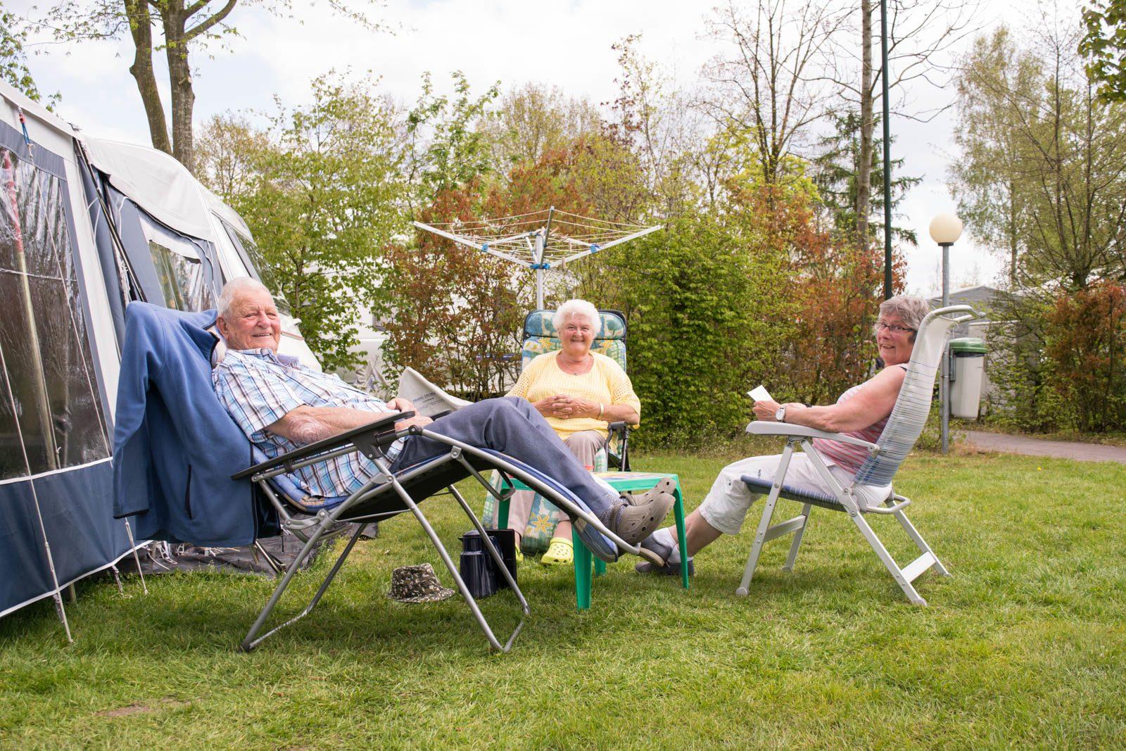 50 plus camping Veluwe