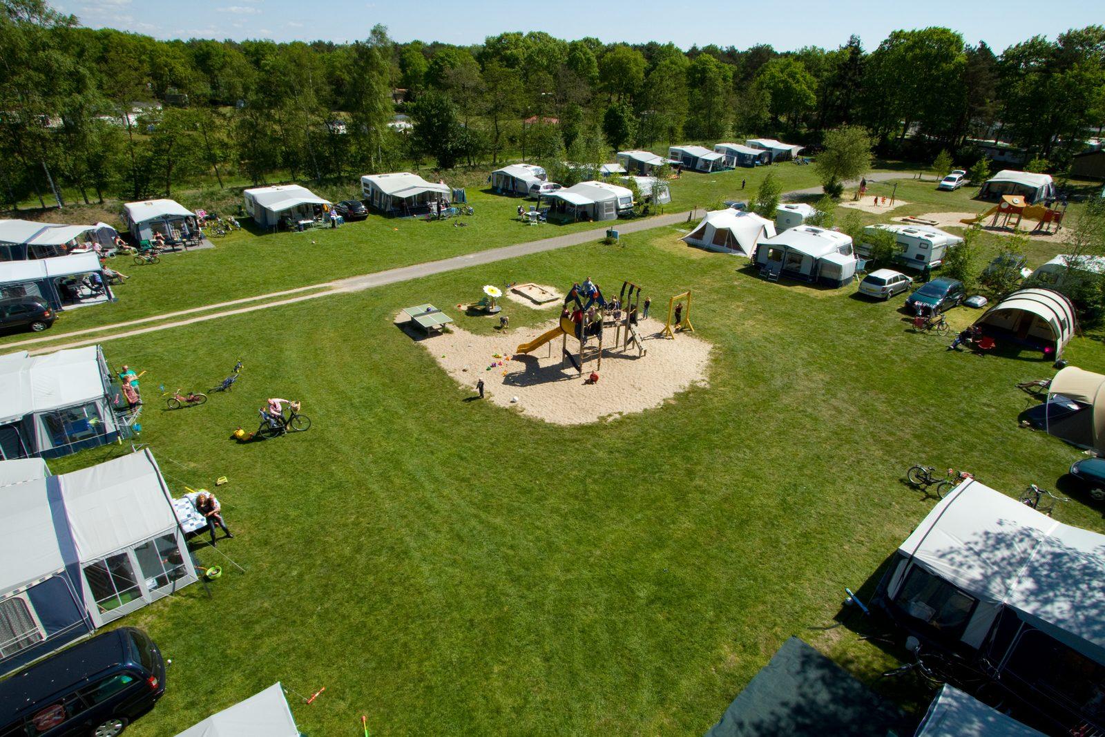 Campingplatz in Overijssel