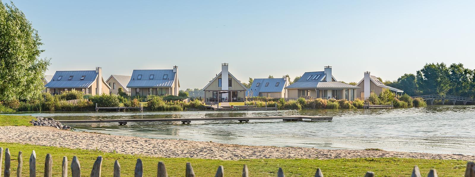 Vakantie in een vakantievilla bij Resort Waterrijk Oesterdam