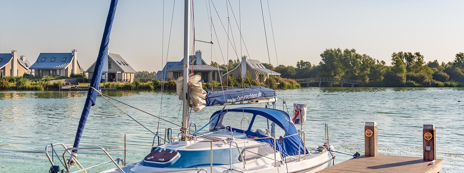 Yachthafen Marina Oesterdam