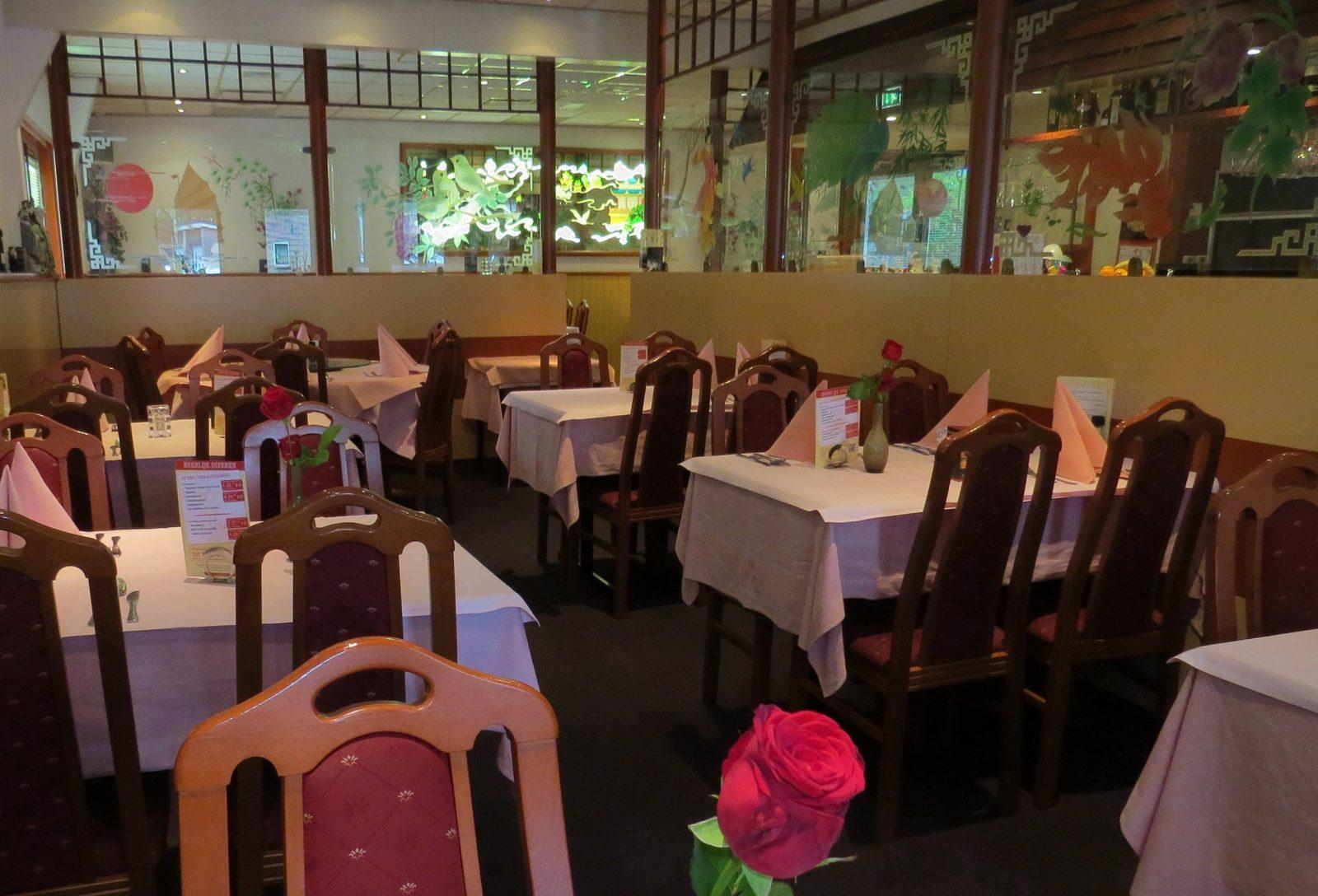 Chinees restaurant AH Tim