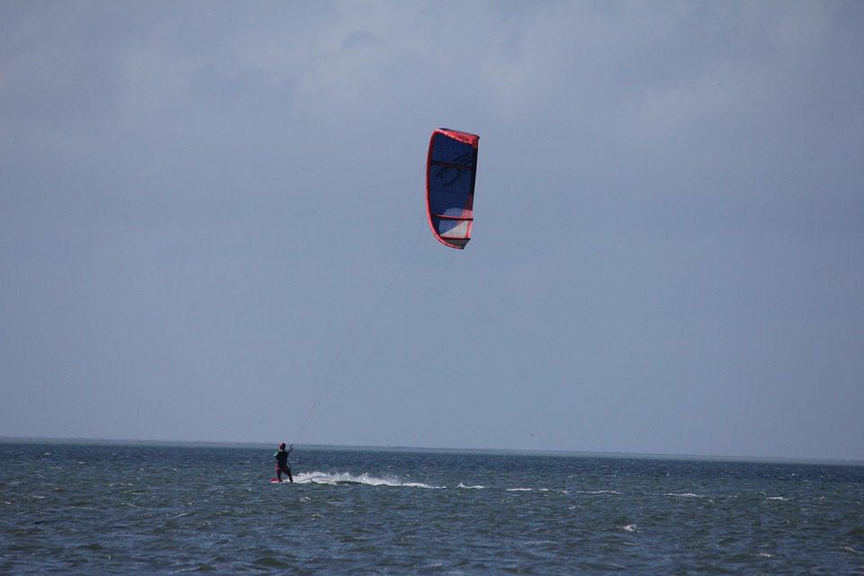 Kiten & (wind)surfen