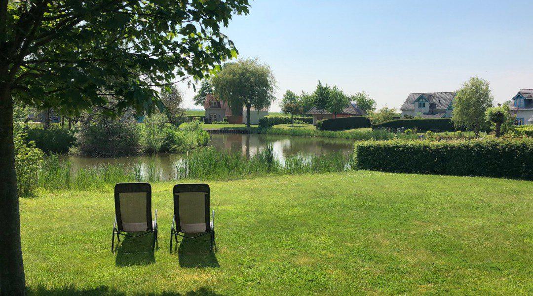Kustpark Village Scaldia, Hoofdplaat