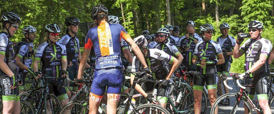 fietstocht 't Borghuis