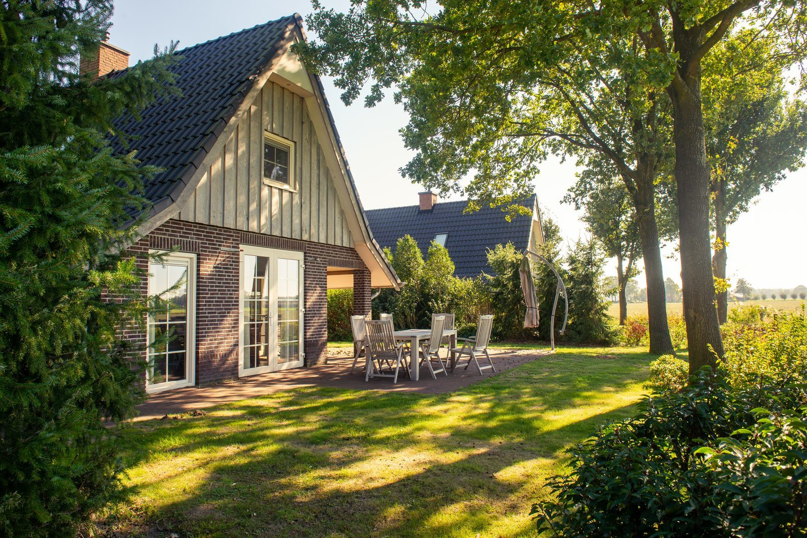 WellnessLodge XXL 6 personen | Villa 55