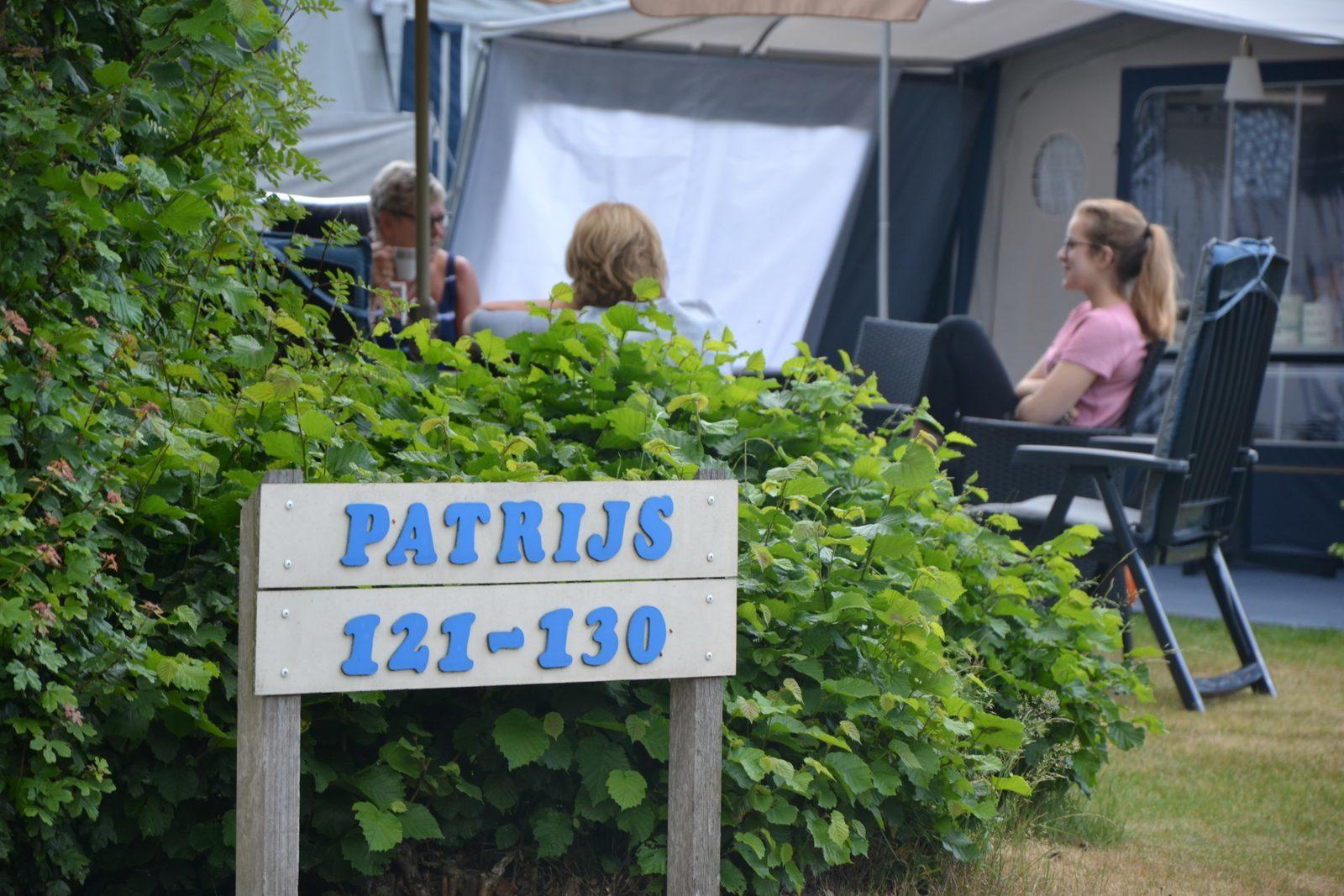 Seizoenplaats op vakantiepark 't Rheezerwold