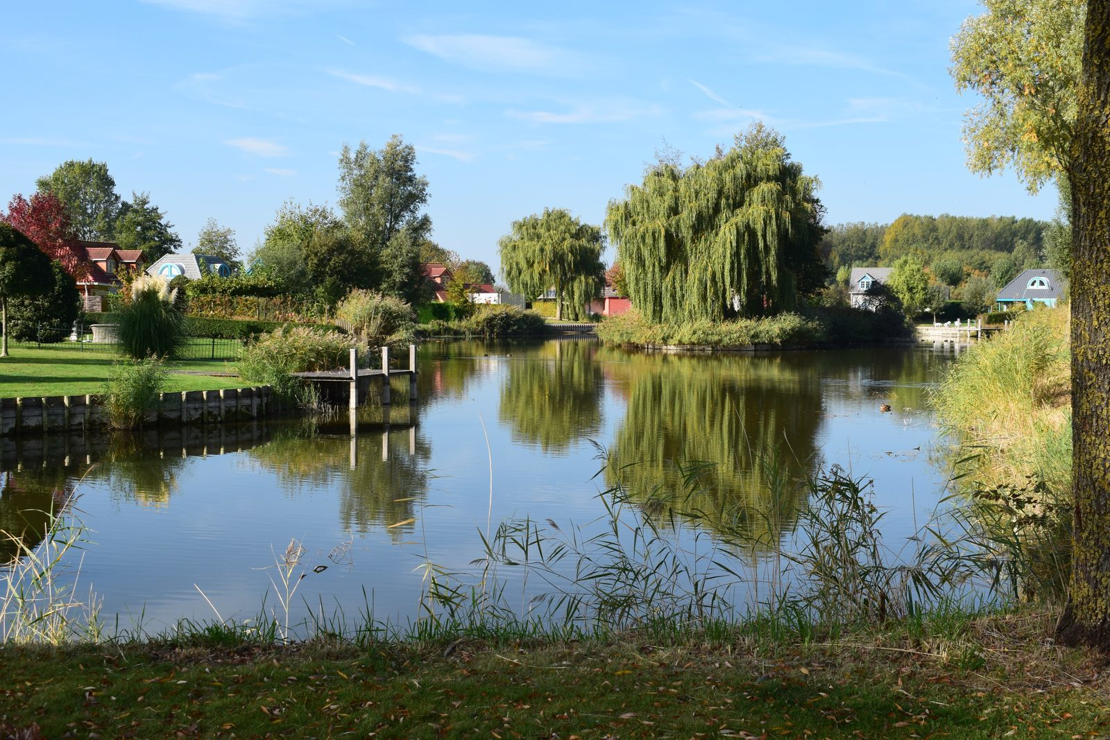 Kustpark Village Scaldia