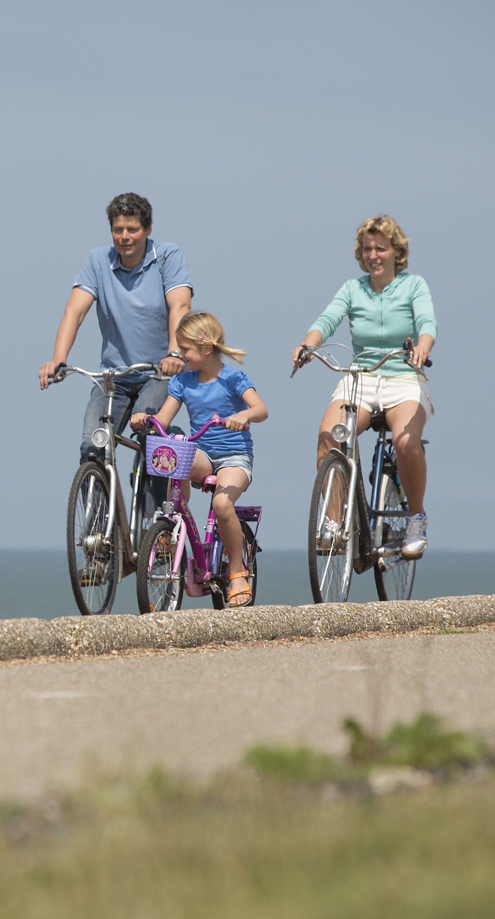 Radfahren in Zeeland