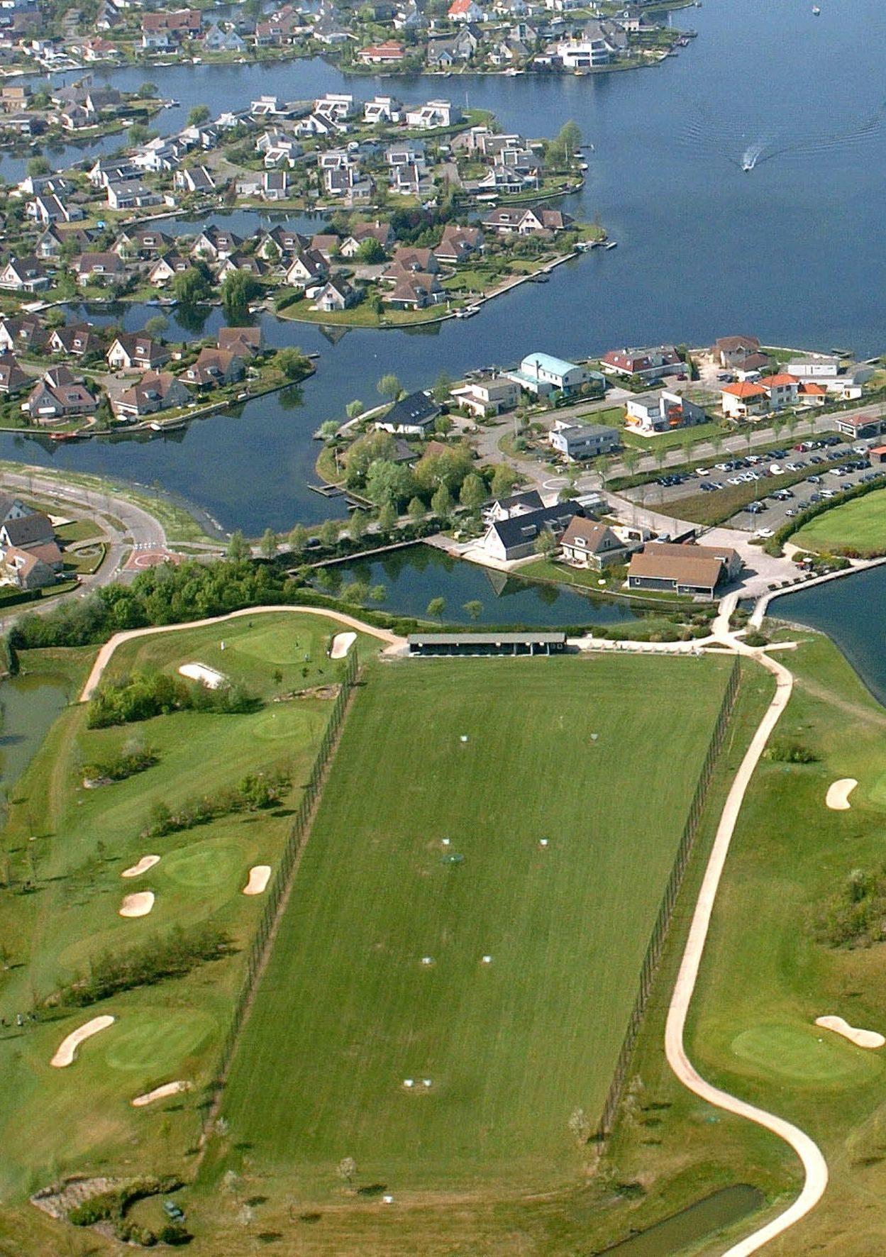 Golfen in Zeeuws-Vlaanderen