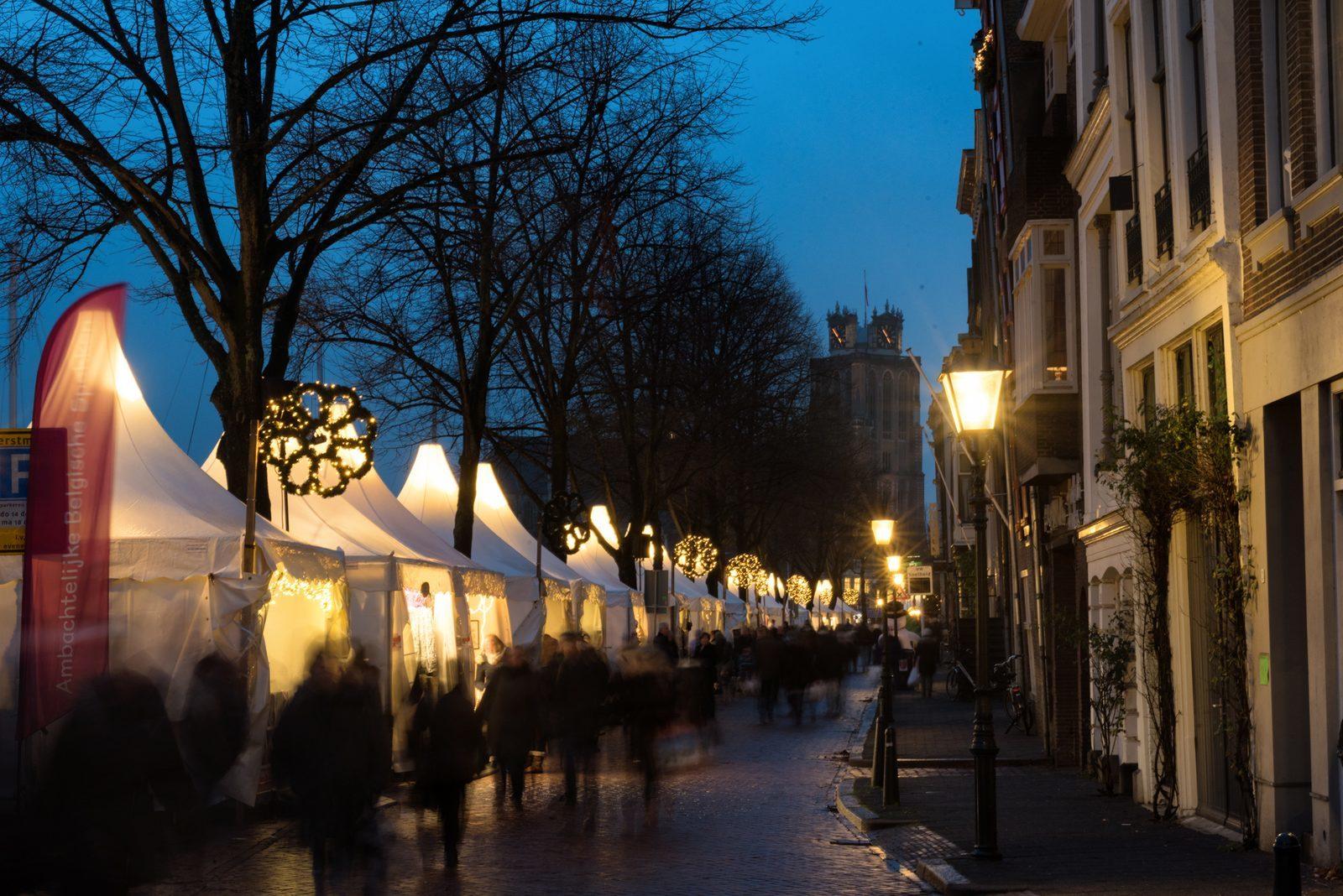 Kerstmarkten in Nederland met overnachtingstips