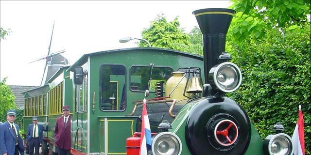 Fahrt mit dem Zug Bello von Holten nach Rijssen