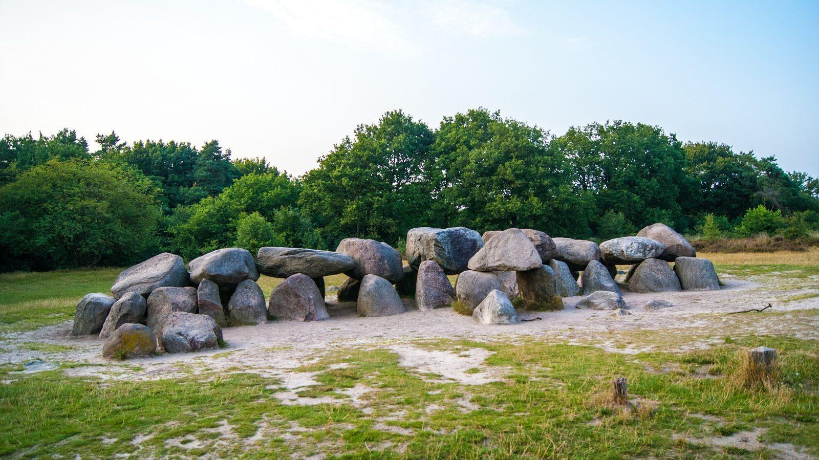 Top 3 hunebedden in Drenthe