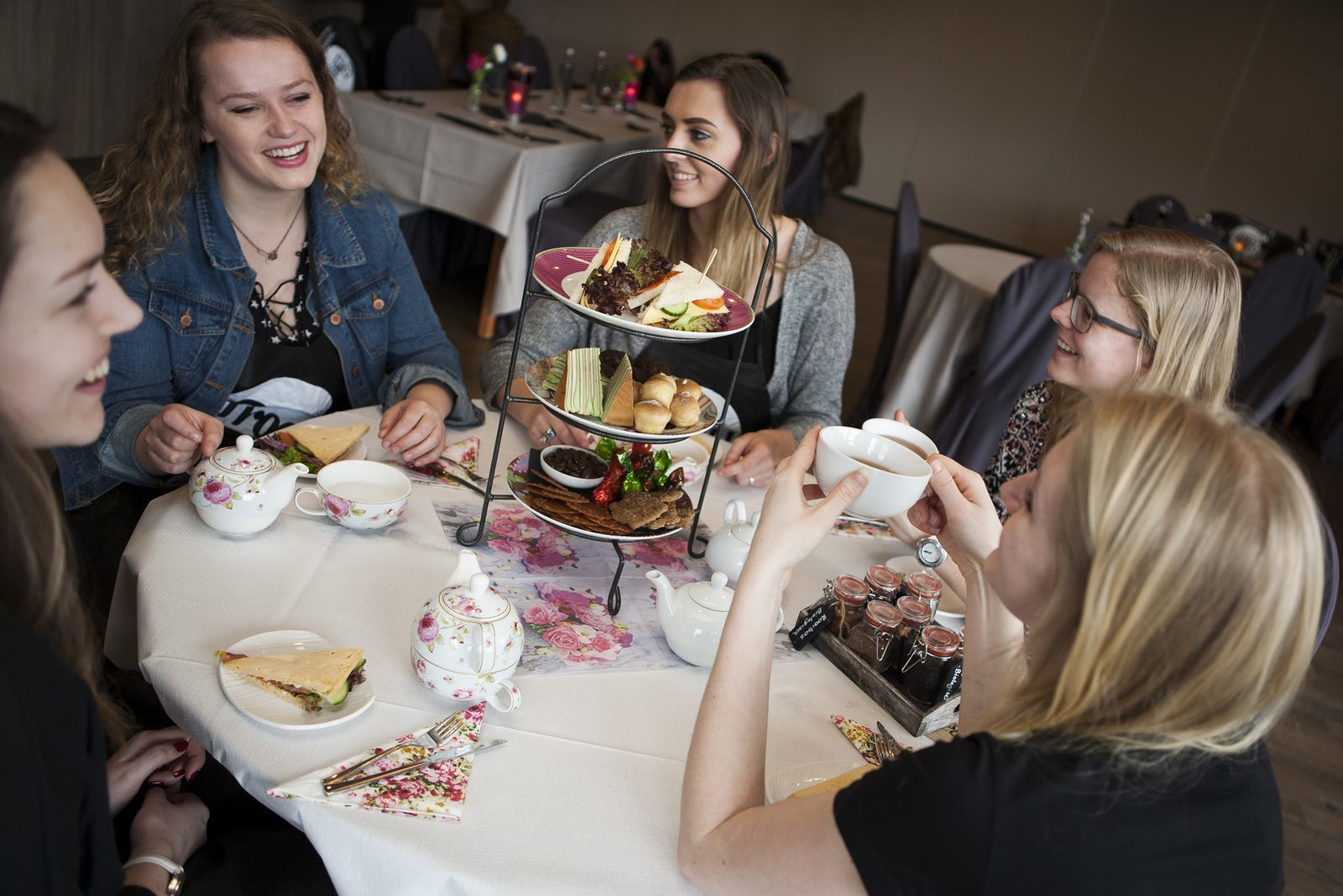 High Tea in Voorthuizen