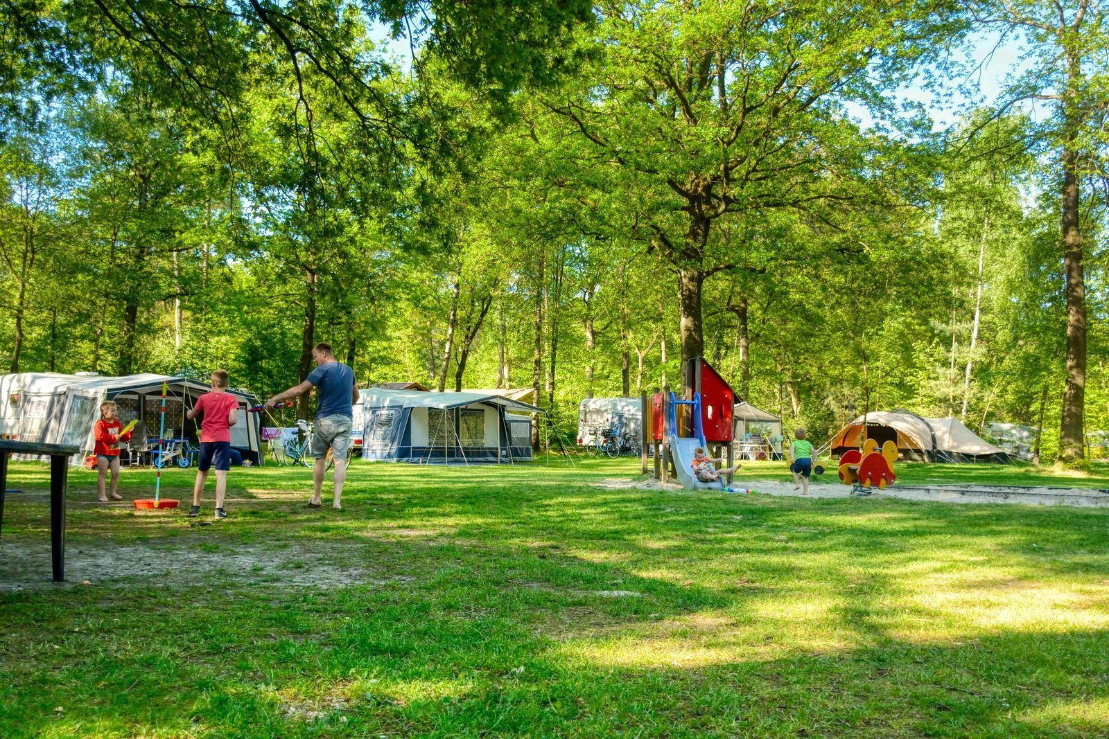 Camping de Berenkuil | 5-sterren camping in Drenthe