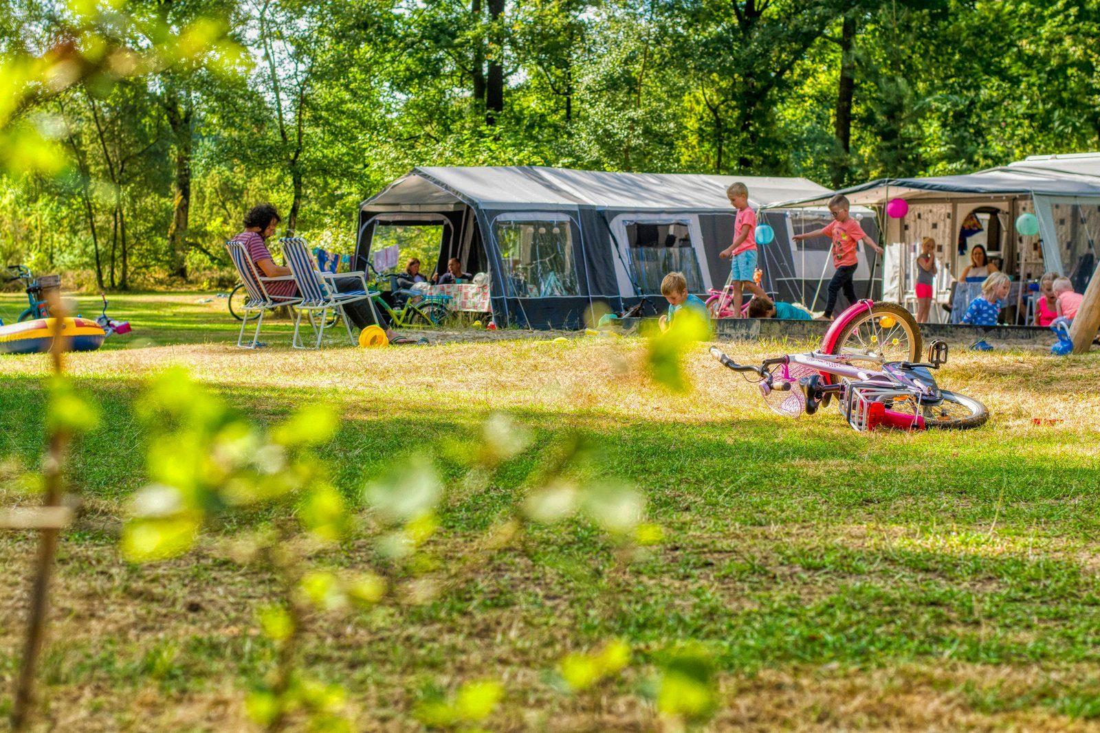 Campingplatz Landgoed De Berenkuil