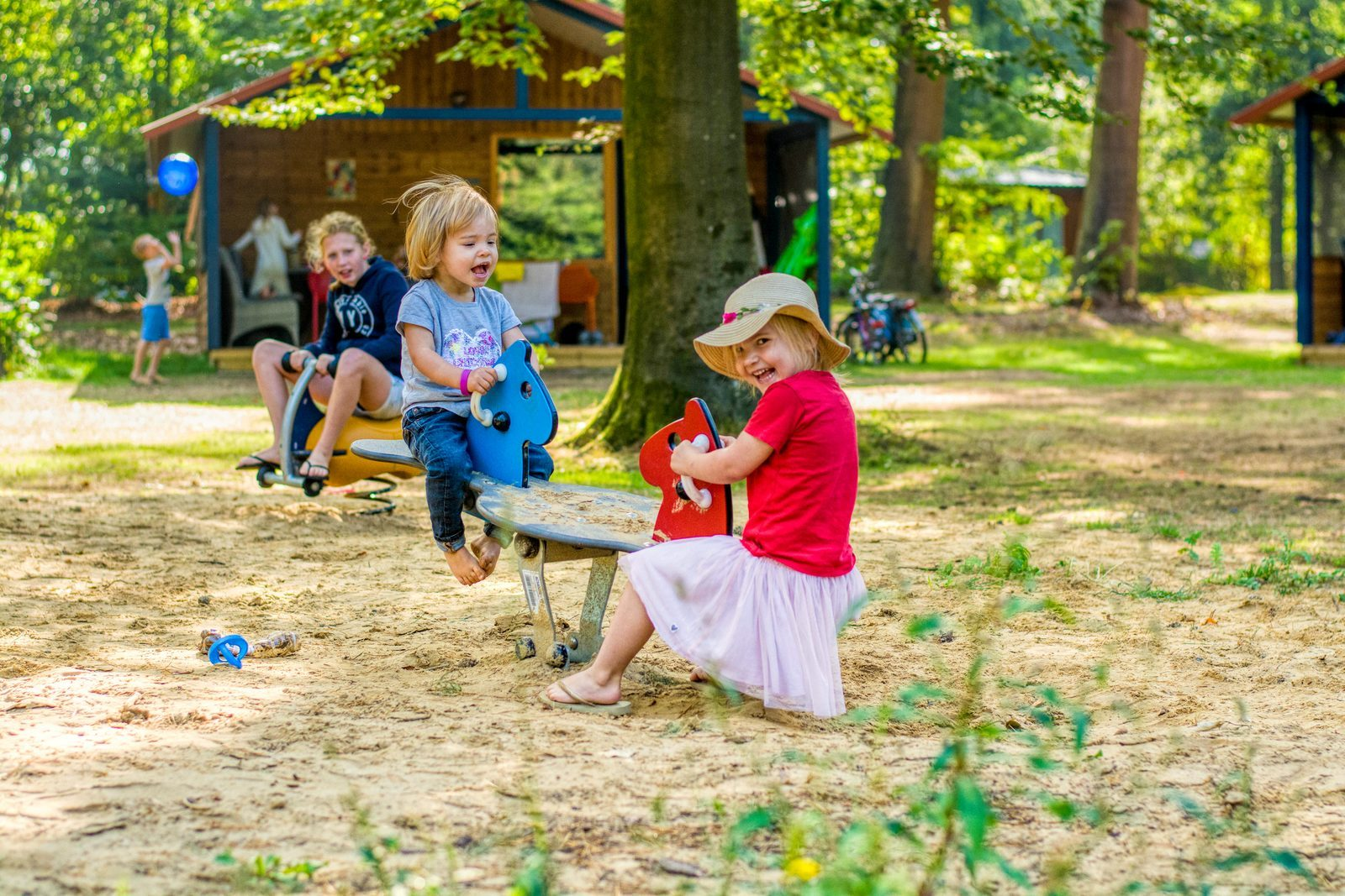 Children's camping site Drenthe