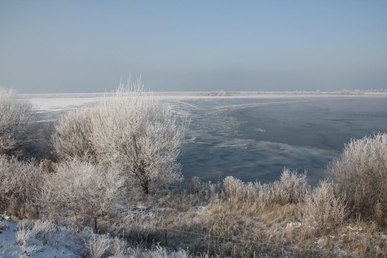 Winter in Zeeland