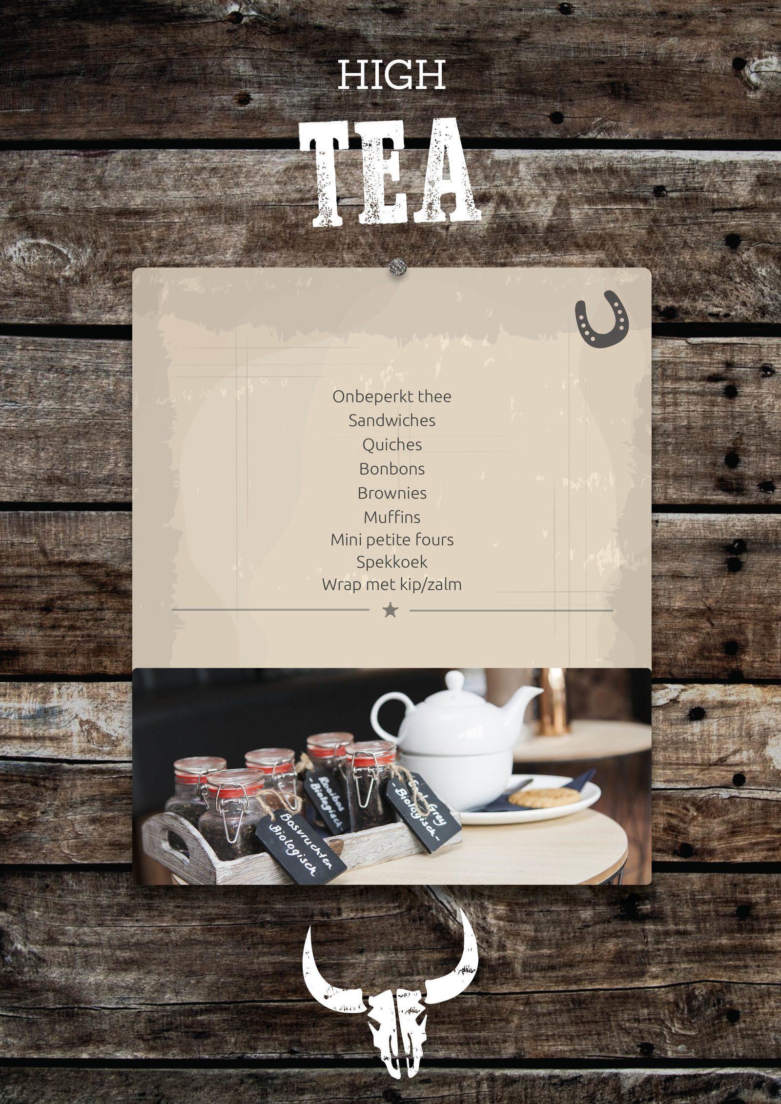 Bowling and High tea Events op de Veluwe