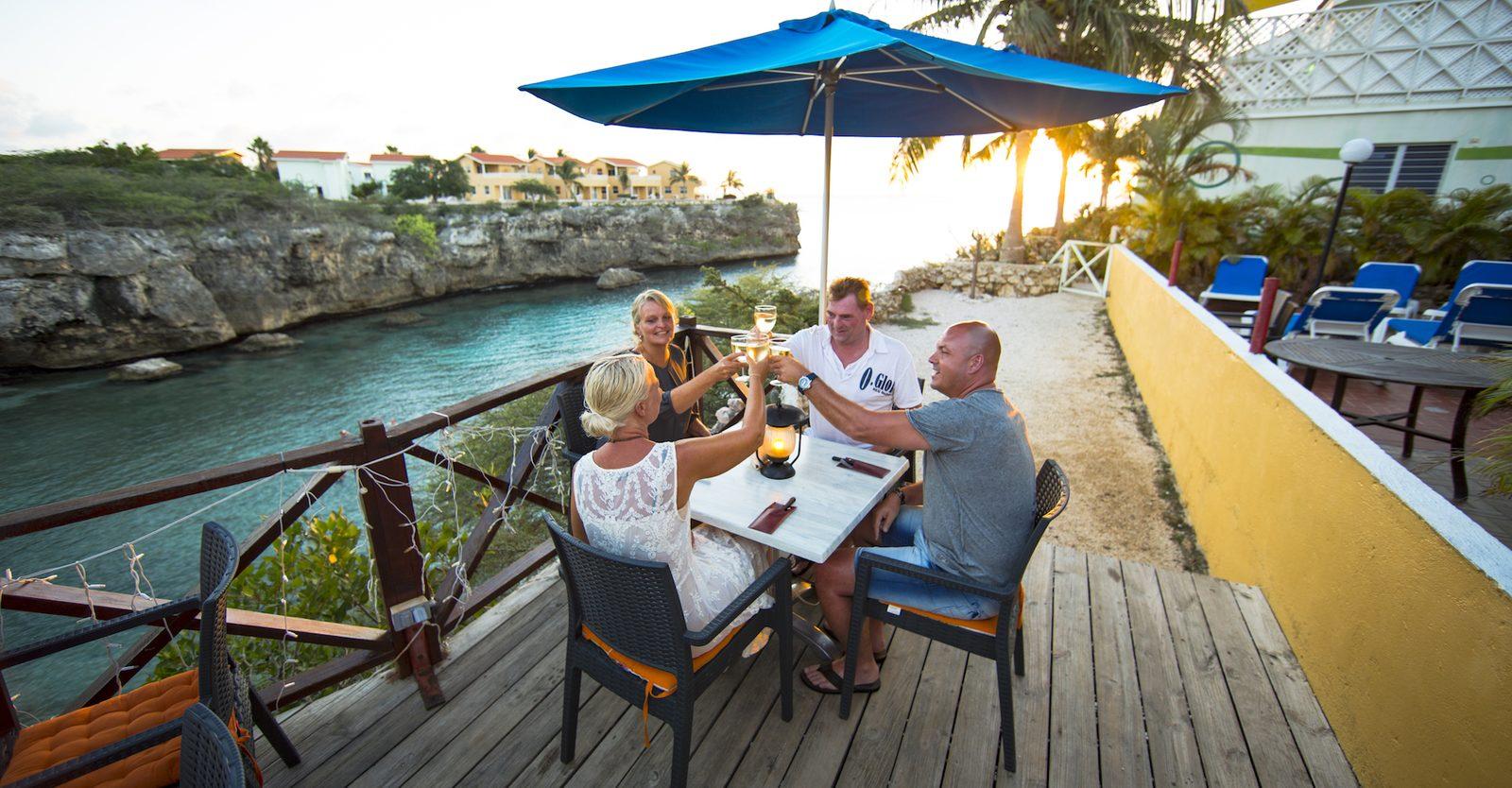 Vakantie Curaçao december