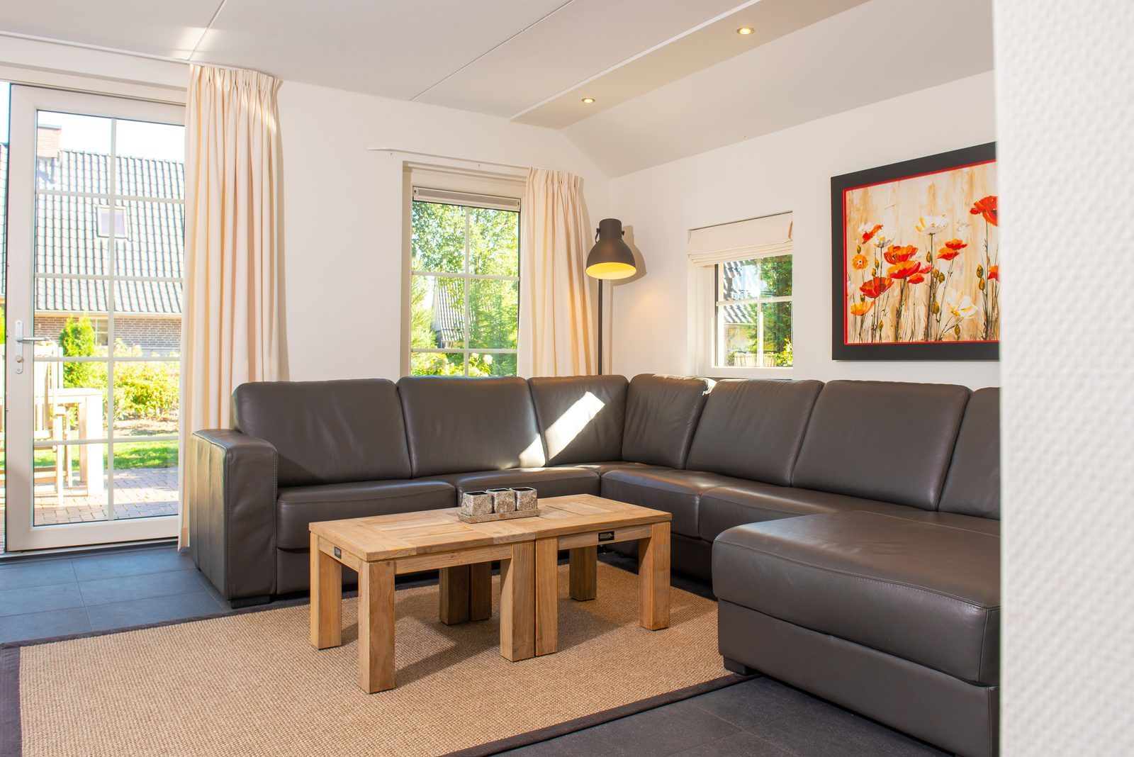 Living villa 5 Hof van Salland