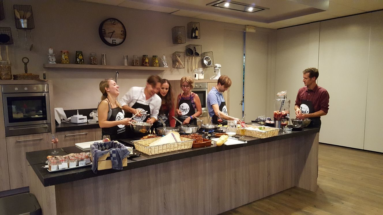 Kookworkshop Groepen