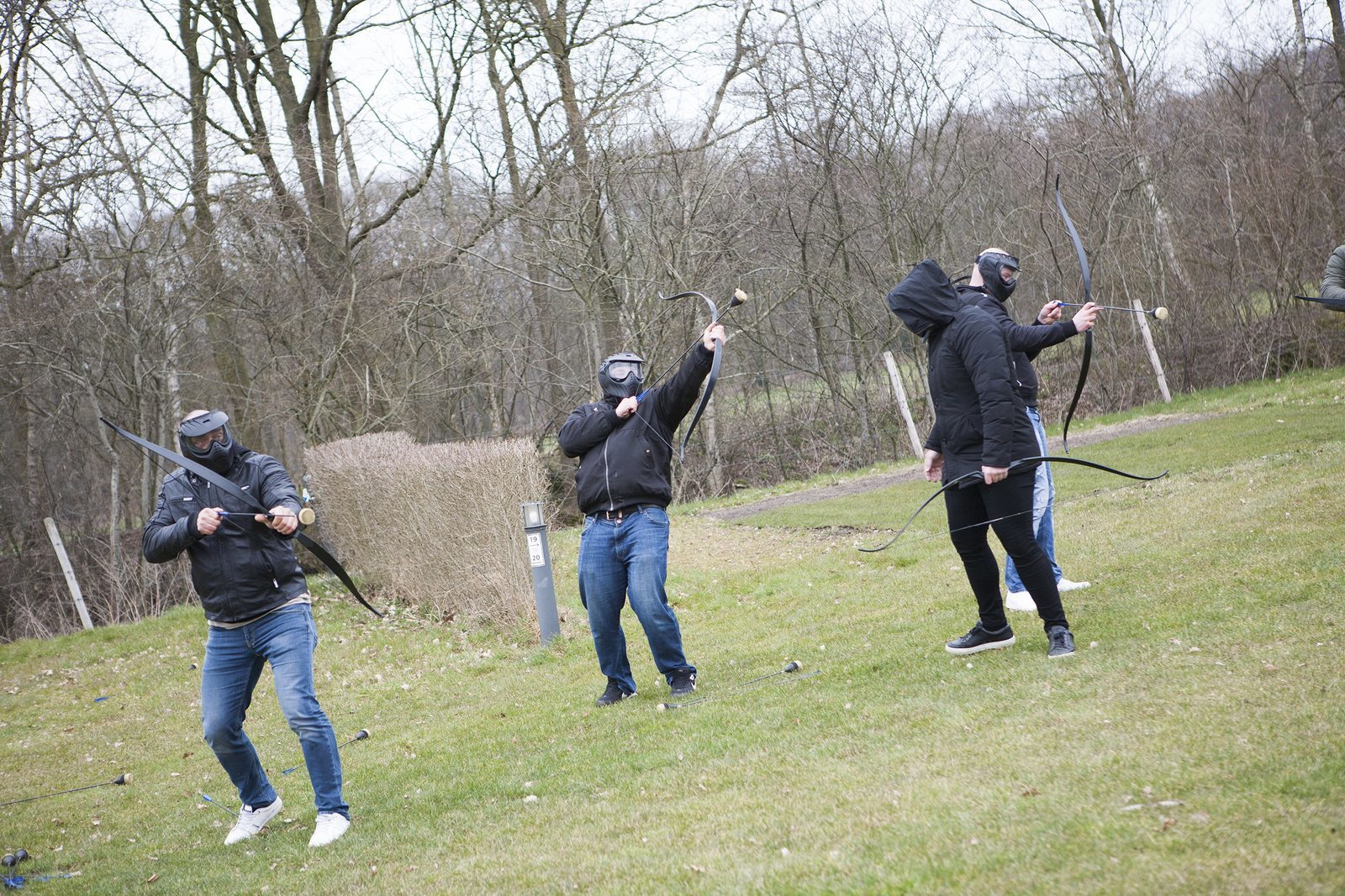 Archery Tag in Voorthuizen