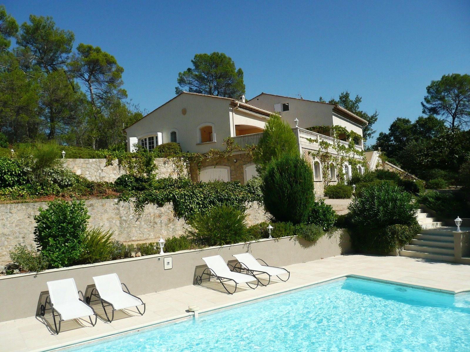 Vakantiehuis met zwembad in Frankrijk