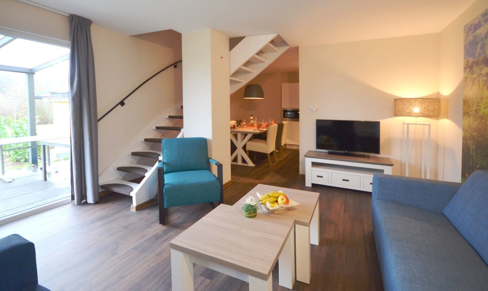 Haus inklusive Möbel