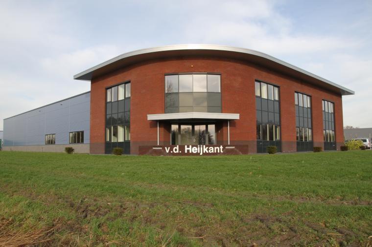 Aannemersbedrijf v.d. Heijkant