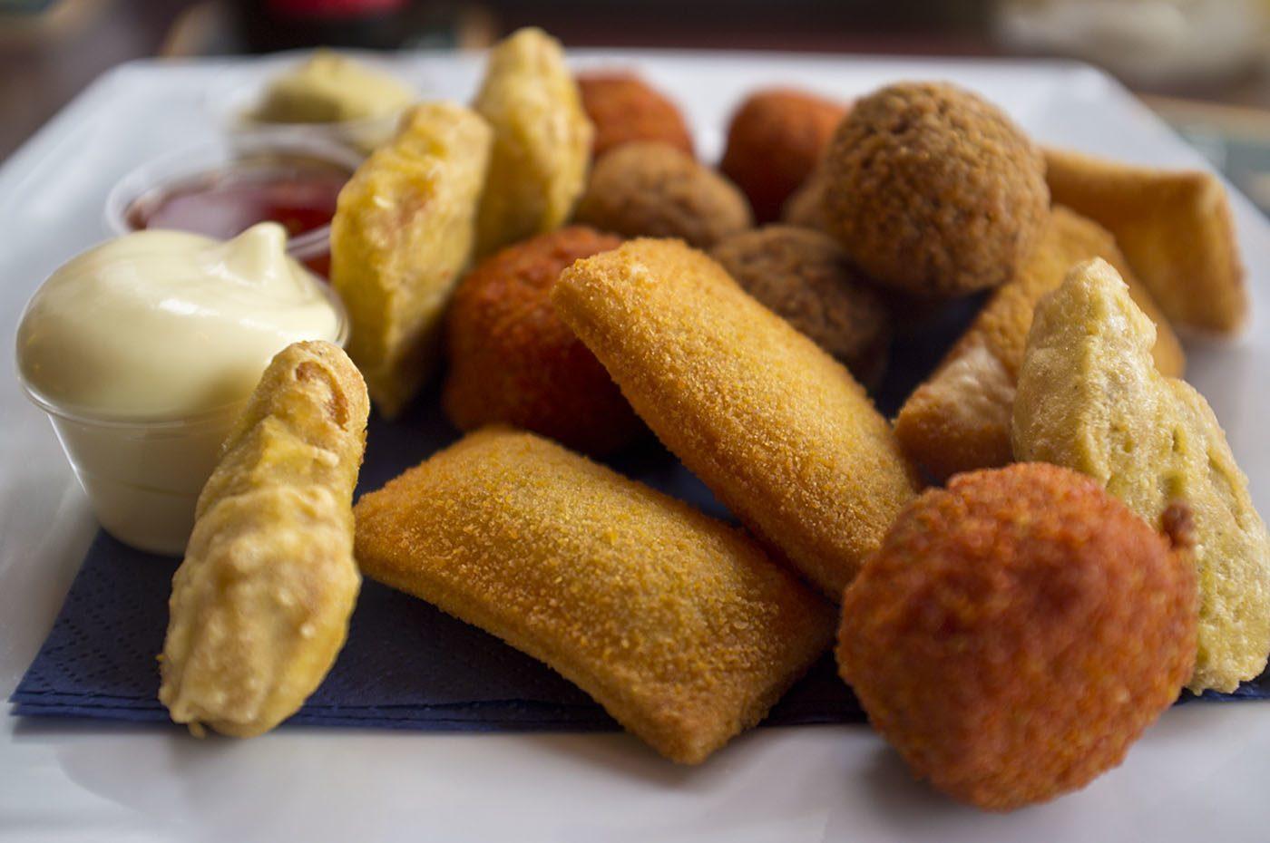 Genießen Sie die Snacks im Freizeitpark De Boshoek