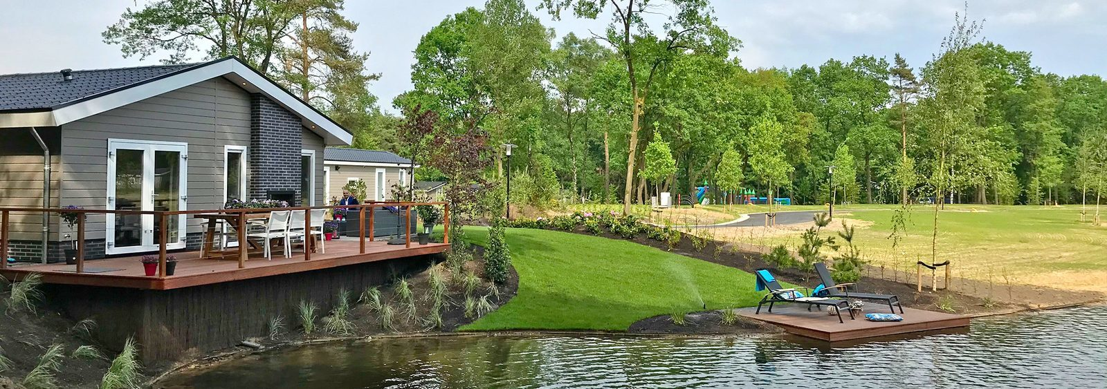 Holiday park near Apeldoorn