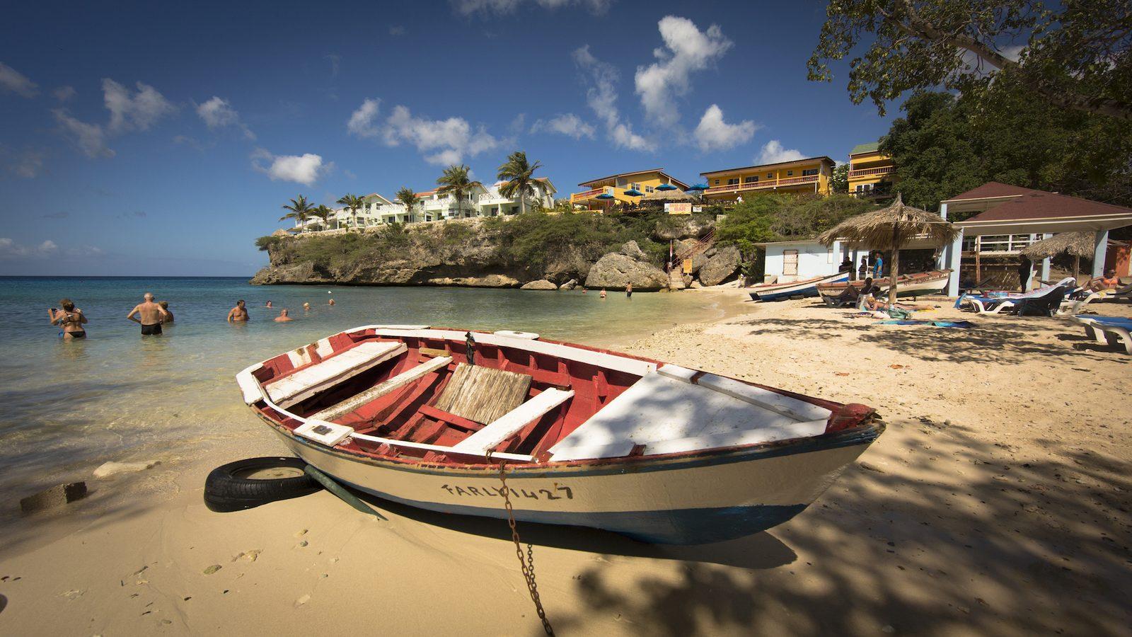Vakantie Curaçao oktober