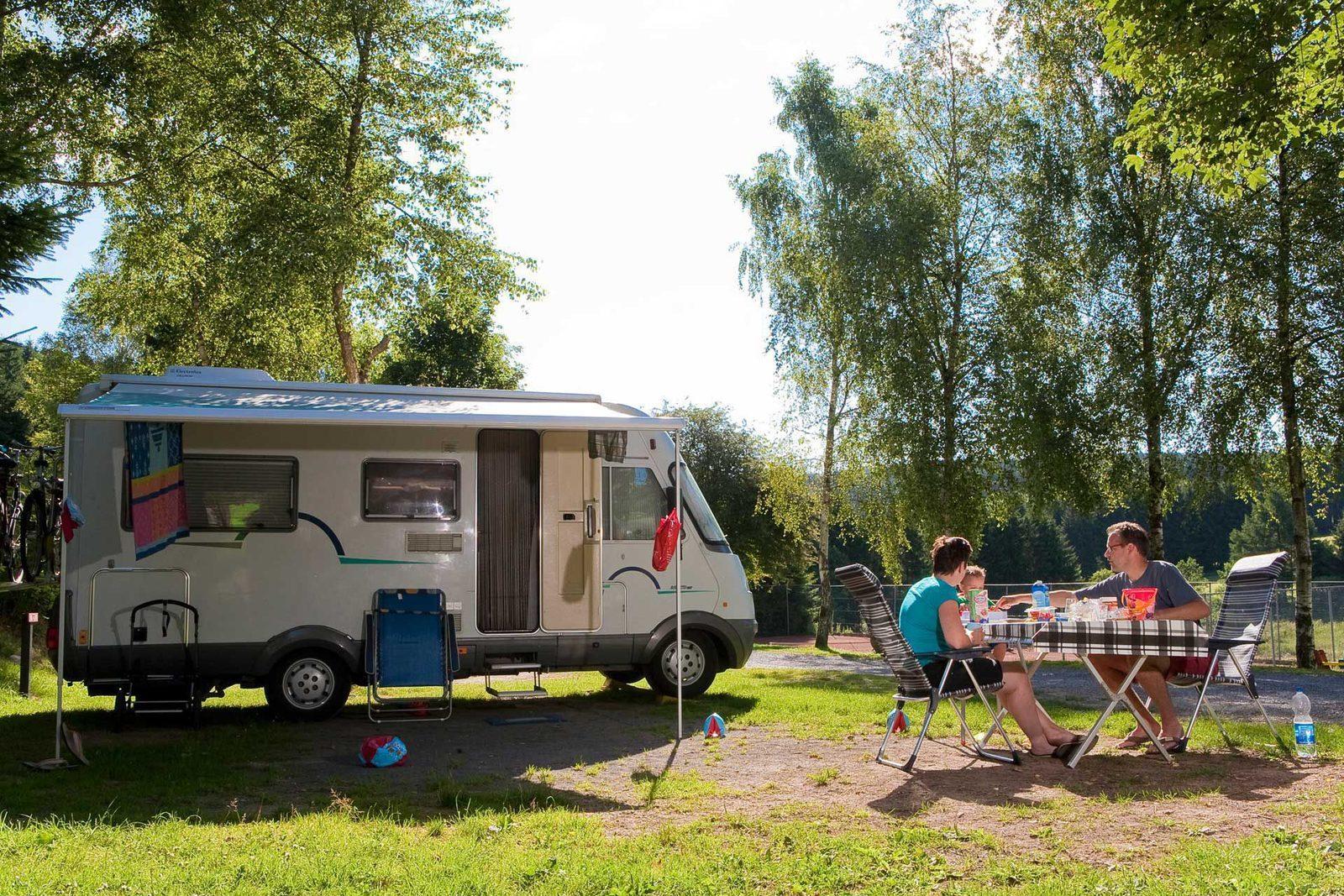 Parc de vacances Ardennes