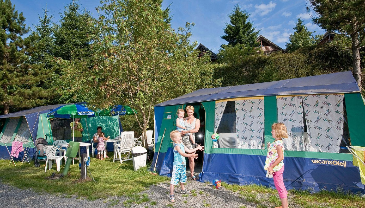 Jaarplaats camping