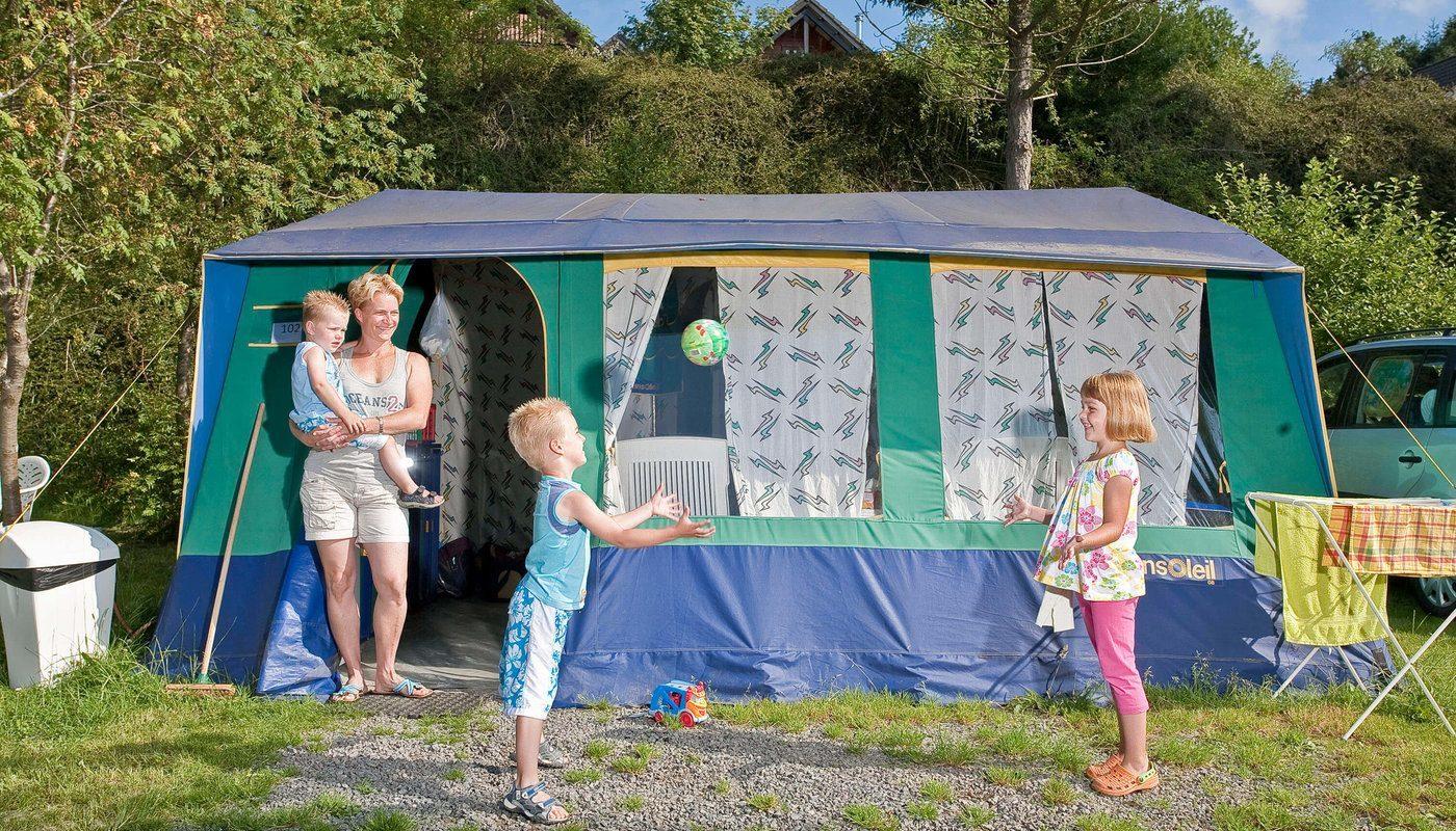 Tente bungalow Petite Suisse