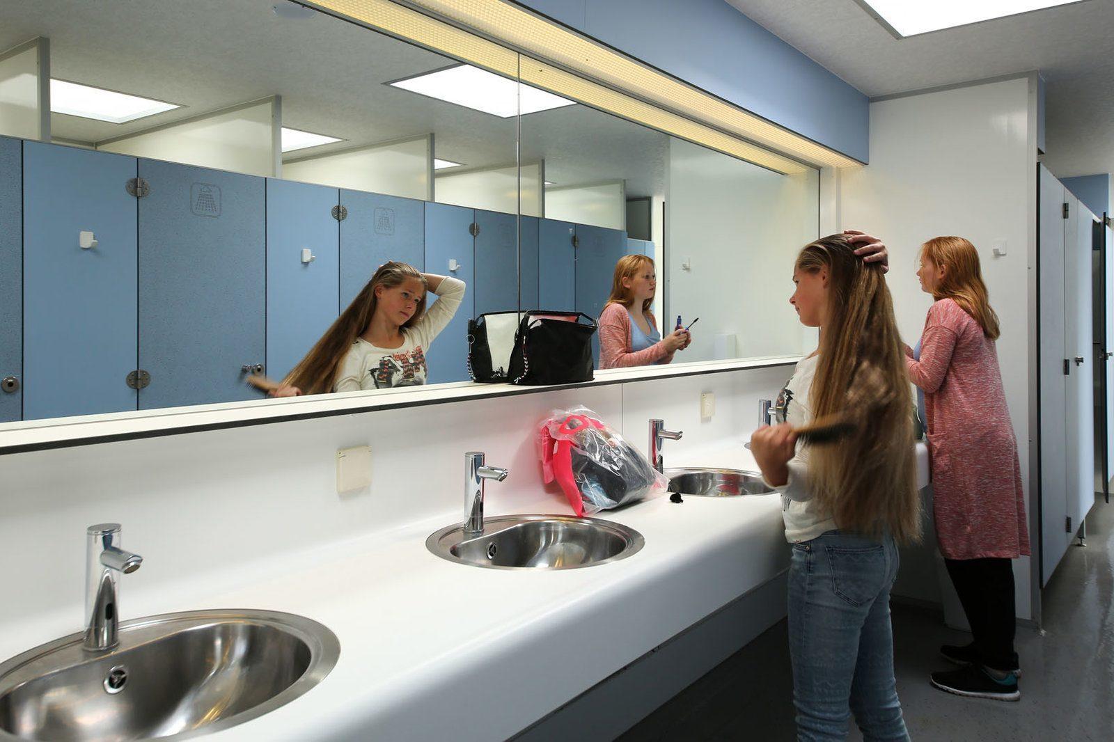 Sanitary facilities | Petite Suisse