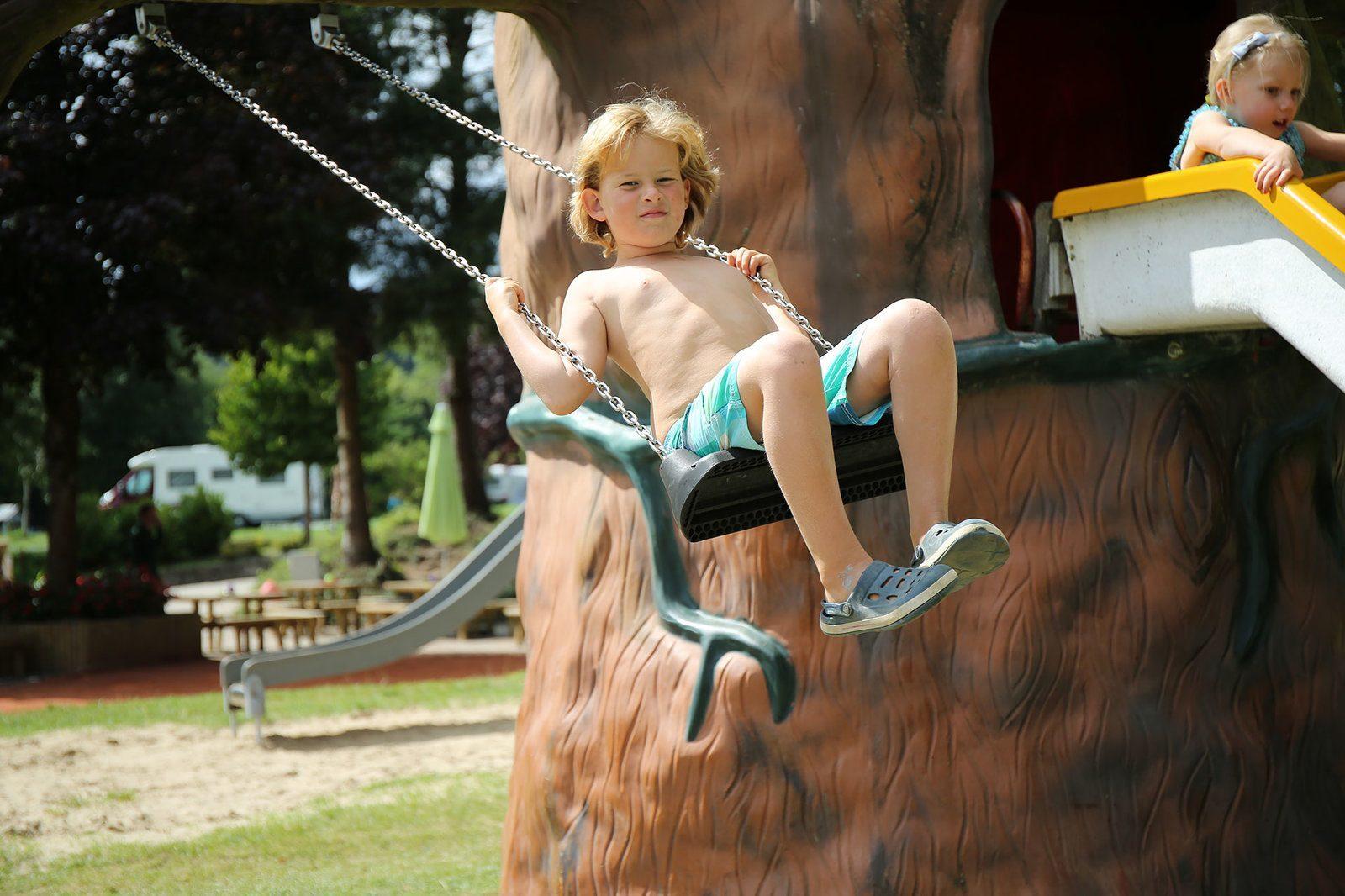 Facilities - Playground| Petite Suisse