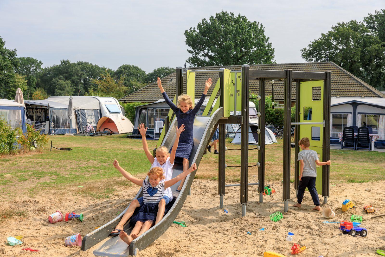 Camping in Overijssel